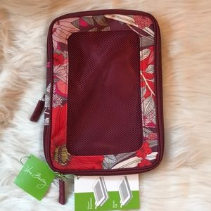 Vera Bradley small expandable packing cube